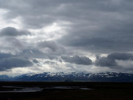Icelandic Landscape by SteamBerry
