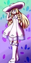 Lillie by Inika-Xeathis