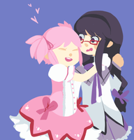 lesbians by ChocolateChao
