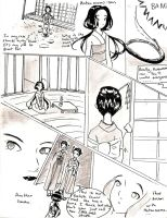 memoirs page 1 by Nikkichan333