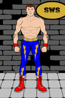 Supreme Wrestling Syndicate: Max Charger by MetalHarbinger084