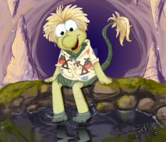 Wembley Fraggle by Toodles3702
