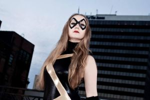 Ms Marvel Preview by mikomiscostumedworld
