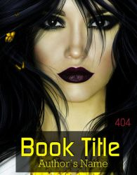 Premade eBook Cover 404 - Butterfly Lady by JassysART
