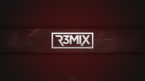 R3mix | New YouTube Banner by R3mix97