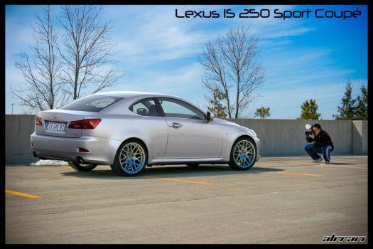 Lexus IS 250 Sport Coupe by alrrari