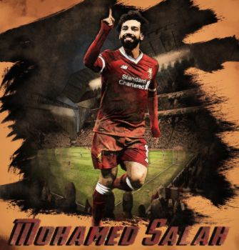 Mohamed Salah ! by AYGBMN