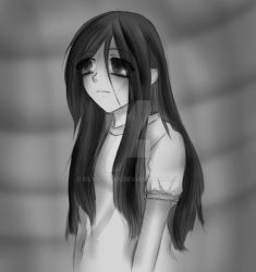 Sad Samara by Eilyn-Chan