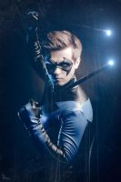 Nightwing by GraysonFin