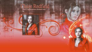 Resident Evil 2 Remake Claire Redfield Wallpaper 1 by xGamergreaserx