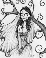 The Corpse Bride by avi17