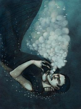 The Trouble with Drowning by lokelani