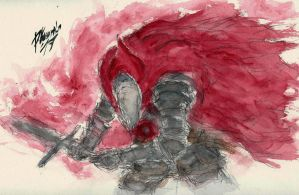 Slave Knight Gael by Jamcouver