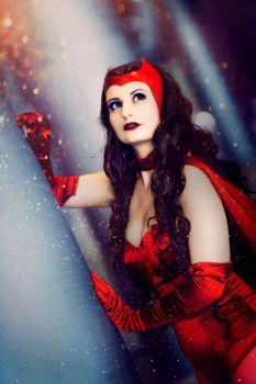 Marvel: Scarlet Witch / Wanda Maximoff - 9 by Amapolchen