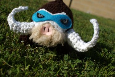 Mamoswine amigurumi by ADDena