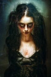ANGRY DOLL by Gesell