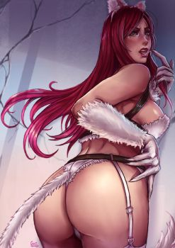 PT : dat Kitty cat Katarina by kachima