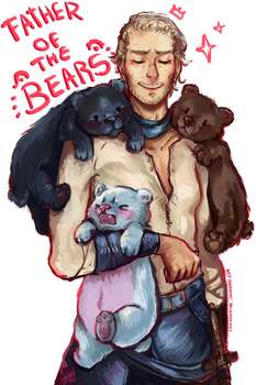 Jorah, Father of the Bears by LainValentine
