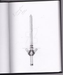 Elementum Sword by 2Cycloneblaze2
