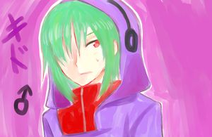 VOCALOID.Kagerou Project : Male Kido hshs by Nishi-me24