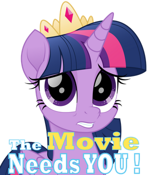 the Movie Needs You!!! by AmarthGul