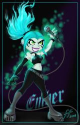 Ember McLain by 14-bis