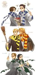 Marvel-crossover HP by Athew