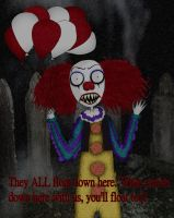Pennywise-IT by Little-Horrorz