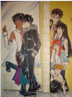 MALEC  amor.compras y amistad by Zuly-Ang