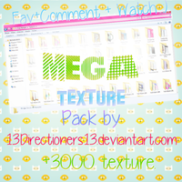 MEGA TEXTURE PACK by 13Directioners13