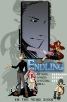 Pixel ID. by Endling