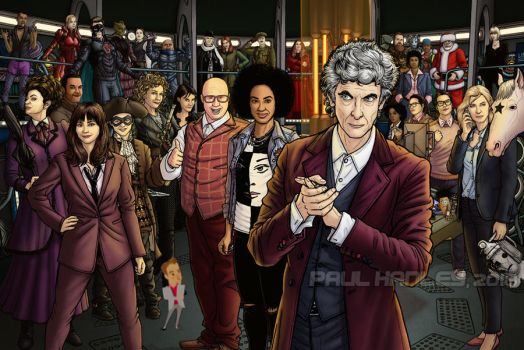 Planet of the Pudding Brains by PaulHanley