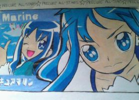 Cure Marine by vocaloidHM01