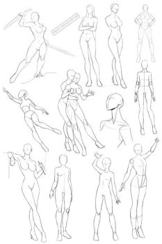 Female anatomy 2 by Precia-T