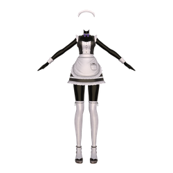 Tda Maid Outfits 2 Download by harukaluka