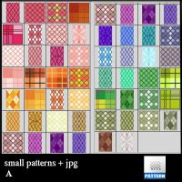small  patterns A by roula33