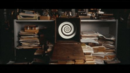 Emma Stone Falls for the Spiral by hypnospects