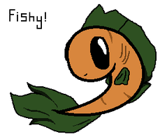 Fishy by ariticwolf17