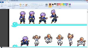 Future Trunks ULSW en progreso! by Jardi-Jard