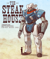 PAYLOAD: The Steakhouse by Blazbaros