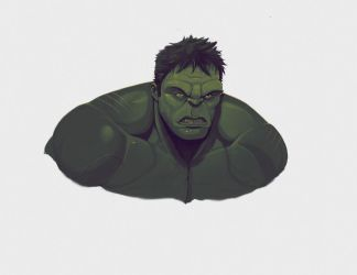 Hulk by Teratophile