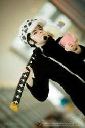 Want It Back? | Trafalgar Law [Punk Hazard III] by PirateHeartbeat