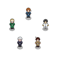 Axis Forces Sprite Edit +Download by Auro-Sya