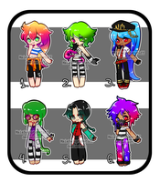 [Set Price] Human Adopts [CLOSED] by MaiaSadoptsNstuff