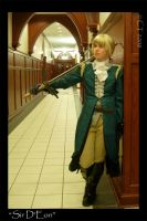 Cosplay: 2008 - Deon by CT02