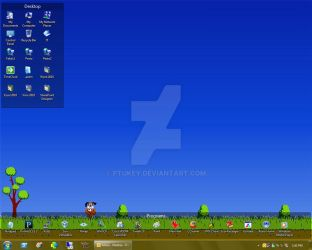 Possible spring desktop by ptukey