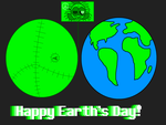 Happy Earth's Day! by DankakaTheCat