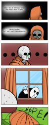 Undertale Green Chapter 3 Page 23 by FlamingReaperComic