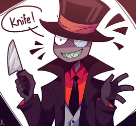 knife by Yatsunote
