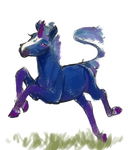 B110 Esha | Boucle Mare | Druid by FallenChocoCookie